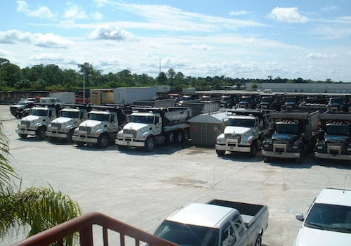 paw-trucking-trucks-at-yard